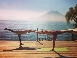 5 Days Immersion Private Yoga Retreat in Guatemala