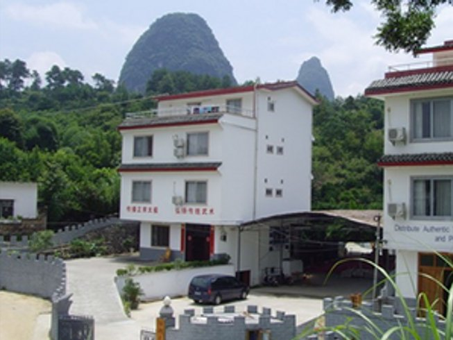 4 Weeks of Tai Chi in Yangshuo, Guanxi Province, China