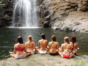 "8 Day Joyful Journey to Your ""Self"" Yoga Holiday in Montezuma"