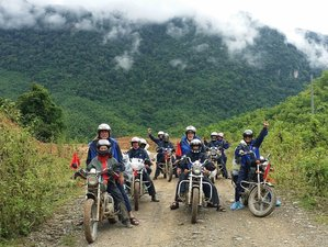 21 Days Guided Hanoi to Mekong Delta Vietnam Motorbike Tour