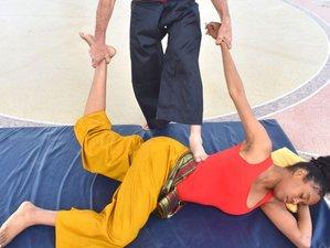 4 Day Level 1 30-Hour Thai Yoga Massage Course in Santorini