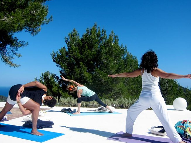 8 Days Yoga and Ayurveda Retreat in Ibiza, Spain