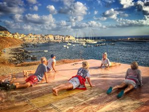 8 Day Yoga and Sail Holiday in Tuscany Archipelago