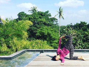 3 Days Wellness Package: Rooftop Yoga Hut and Authentic Traditional Balinese Massage in Ubud, Bali