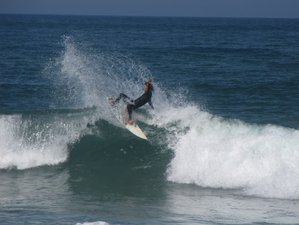 7 Days Yoga & Surf Camp Portugal