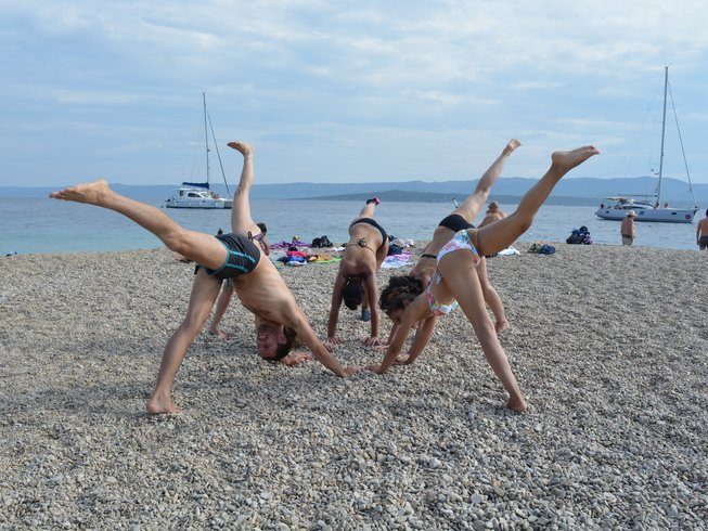 8 Days Yoga and Meditation Retreat on Hvar island in Croatia