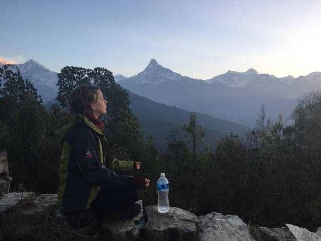 7 Days Wellness Trek, Meditation, and Yoga in the Himalayas, Nepal