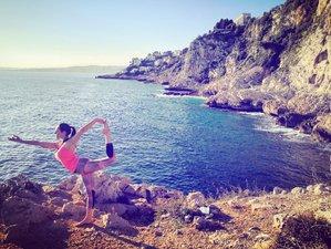 Une semaine de yoga, sport et nutrition à Nice, France