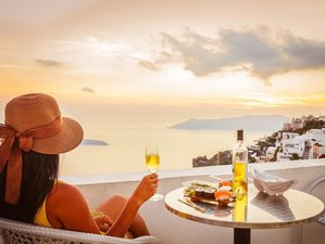 9 Day Greece Cultural Tour and Culinary Vacation in Athens, Santorini, and Crete