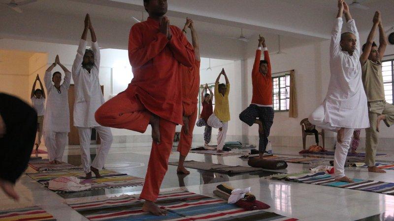7 Days Prana Vidya India Yoga Retreat - BookYogaRetreats com