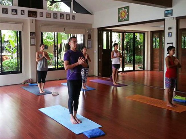 15 Days Essential Detox and Yoga Retreat in Thailand