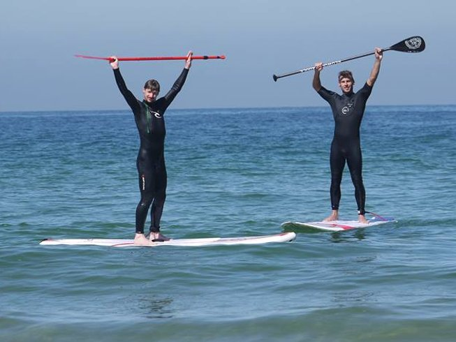 8 Days Advanced SUP Camp in Morocco
