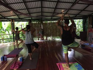 8 Days Invigorating Puntarenas Meditation and Yoga Retreat Costa Rica