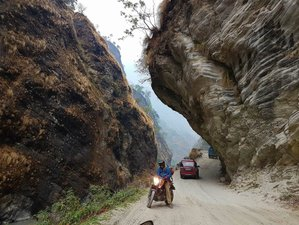 14 Day Adventurous Guided Motorcycle Tour to Upper Mustang, Nepal
