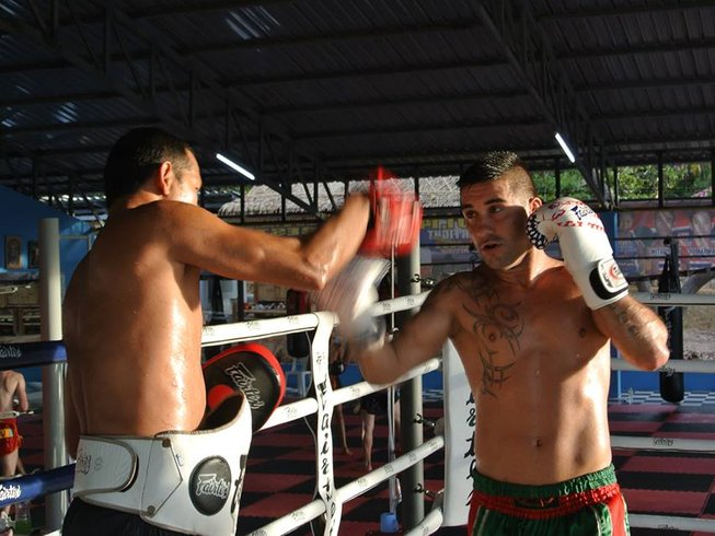 1 Month Muay Thai Training in Koh Samui, Thailand