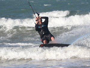 9 Days Cumbuco to Parnabaia Downwinder Kitesurfing Camp in Brazil