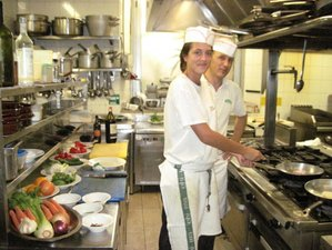 7 Days Authentic Cooking Courses in Italy