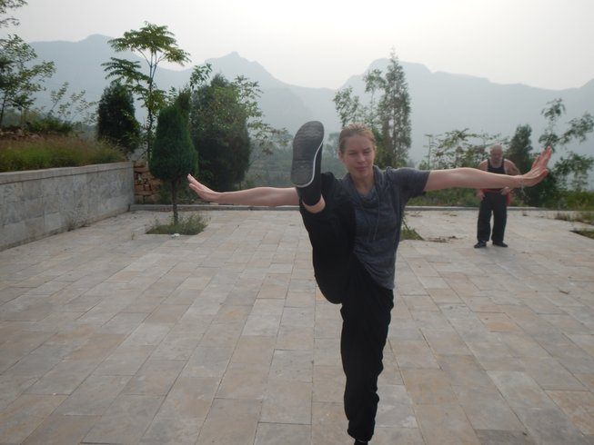 1 Year Intensive Kung Fu Training in Handan (Birthplace of Taichi), China