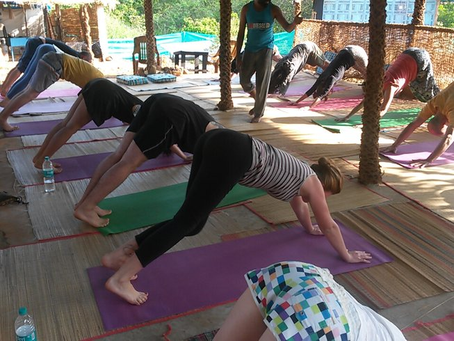 15 Days of Mindfulness and Yoga in India