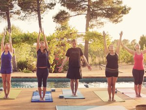 8 Days Live and Breath Meditation & Yoga Retreat Spain