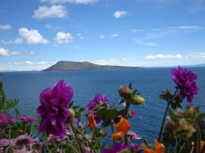 7 jours en stage magique de yoga et méditation au lac Titicaca, Pérou