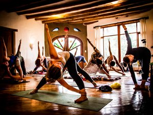23 Days 200Hr Tantra Yoga Teacher Training in Ecuador