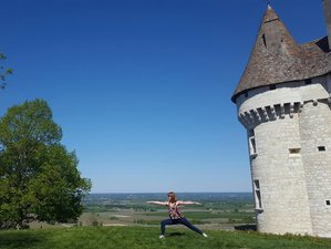 5 jours en stage de yoga dans la quiétude en Dordogne, France