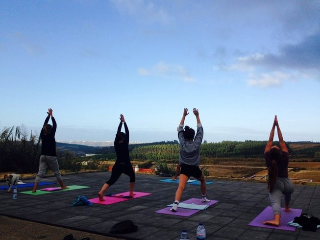 8 Days Surf and Yoga Retreat Portugal