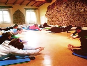 8 Days Summer Yoga Retreat in Italy