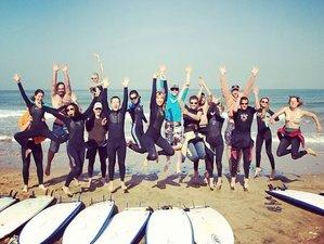 8 Day Beginner Surf Camp in Tamraght