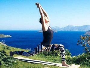 8 días retiro de meditación y yoga Tantra en Leros, Grecia