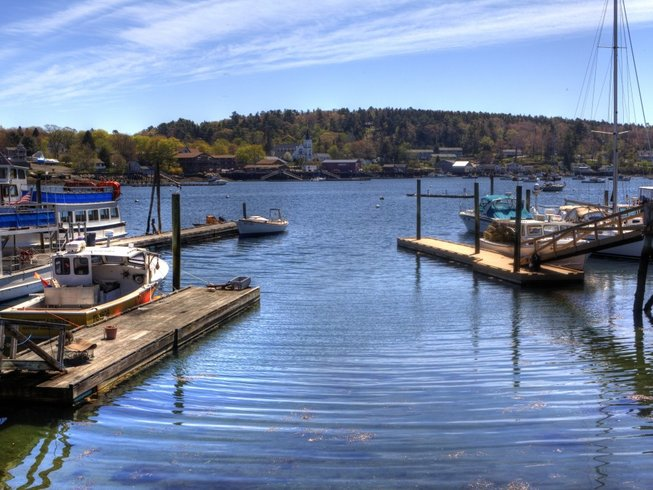 3 Days Cooking Vacations in Westport Island, Maine, USA