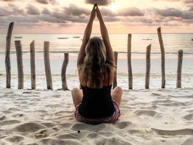 5 Days Fun New Moon Yoga Retreat in Zanzibar