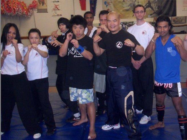 1 Year Wing Chun Kung Fu Training in Foshan, China