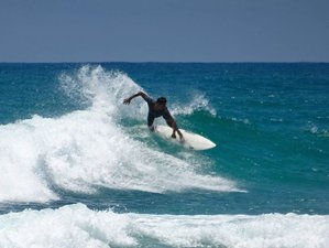 15 Days Blue Whale Beach Hotel Surf Camp in Tangalle, Southern Province, Sri Lanka