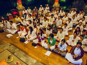4 Days Ashram Meditation and Yoga Retreat in Bali
