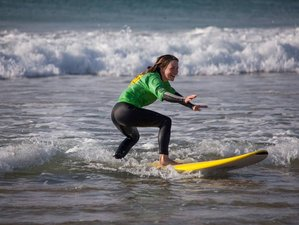 8 Days Exciting Surf Camp in El Cotillo, Spain