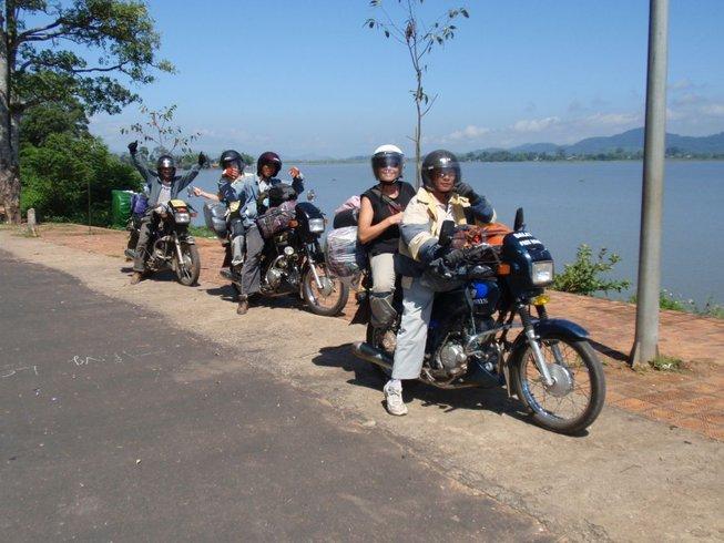 4 Days Off-road Prao, Khe Sanh, and Hue Vietnam Motorbike Tour