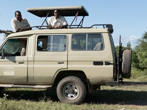 "5 Days ""Green and Active"" Safari in Tanzania"