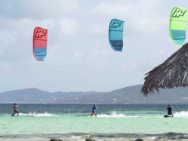7 Days Kitesurfing in Bohol, Philppines