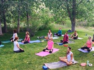 4 días retiro de yoga, fitness, senderismo y meditación en Colorado, Estados Unidos