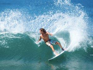 7 Days Surf Tours in Puerto Sandino, Nicaragua
