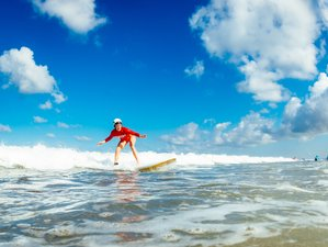 8 Day Surf Camp for Levels 1, 2, and 3 Surfers in Canggu, Bali