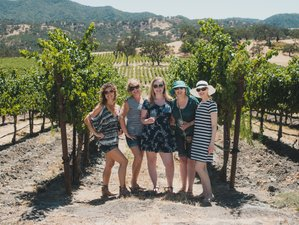 4 Days Wine Tasting and Yoga Holiday in California