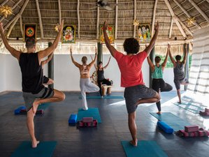 6 Day Exhale and Become the Sky, Tantric Hatha Yoga Retreat in Sayulita