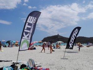 6 Days Kitesurfing Camp in South Sardinia