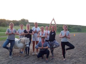 7 Day Yoga and Horse Assisted Training Retreat in Tuscany, Province of Siena