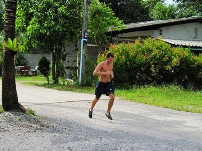 1 Month MMA, Muay Thai and Martial Arts Training in Khao Lak, Thailand