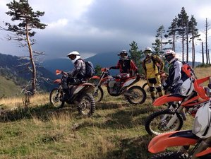 5 Day Intermediate and Advanced Guided Motorcycle Tour in Bugojno, Bosnia and Herzegovina