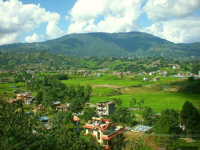 8 Tage Kathmandu Meditations und Yoga Urlaub